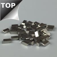 Wood Cutting Tools Cobalt Chrome Alloy Saw Tips For Circular / Band Saws