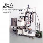 HTA Short Path Essential Oil Distillation Equipment Lower Pressure Special Design
