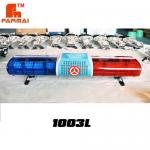 Guide optique mené lightbar d'avertissement TBD-GR-1003L (Mexique) de C.C 12V de secours de stroboscope lightbar de véhicule