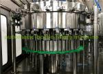 250ml-2L Automatic Carbonated Beverage Filling Machine / Carbonated Drink Filling Machine