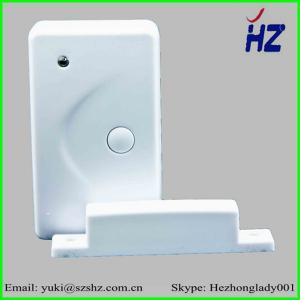 China Wireless door magnetic detector window magnetic sensor HZ-5503 on sale