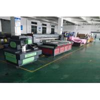 China High Resolution Large Format  UV Flatbed Printer 2500x1300mm RICOH GEN4/GEN5 on sale