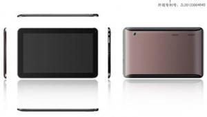 China Hot sell 10 inch Tablet PC android 4.2 OS Actions 7021 Dual core 512MB 8GB on sale