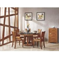 China Veneer Finishing Modern Wood Dining Room Table Contemporary Kitchen Tables on sale