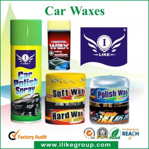 China Liquid Crystal Car Wax Protection 550ML For Wood / Steel / Artificial on sale