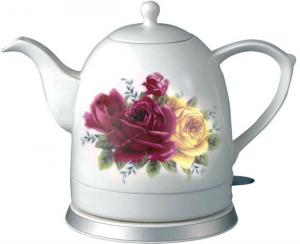 China Ceramic Electric Kettle on sale