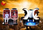 Cinéma commercial de 9D VR équipement de cinéma d'oeufs de réalité virtuelle de 360 degrés