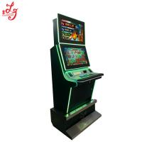 China Avatar Video Slot Game Cabinet Machines With Jackpot Touch Screen Slots Gambling Games Machines For Sale on sale