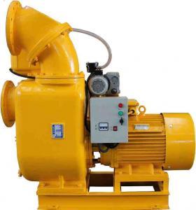China 2018 hot one sale factory price Diesel Engine Driven Self Priming Trash Sewage Pump on sale