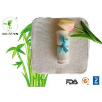 Customized Color Bamboo Baby Wipes , White Bamboo Eco Friendly Baby Wipes