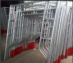 China Custom Safety Modular Frame Scaffolding System Multifunction Floor Type on sale