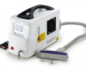 China long pulse nd yag laser hair removal machine price on sale