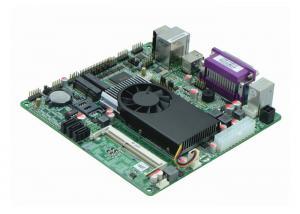 China 6 COM , 8 USB MINI ITX Industrial Motherboard Intel®1037U Dual Core cpu with Wifi / 3g on sale