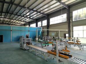 China Small Full Automatic Bottled Water Production Machines 9.5 KW PLC Control on sale