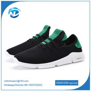 China Mesh Fabric Fashion Sports Shoes For Men Air Sport Man Shoes In Stock OEM Brands on sale