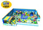 Customized Theme Kids Indoor Soft Playground Games Amunment Park for mall