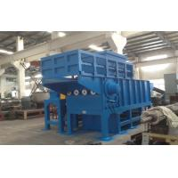 Plastic Crusher Machine Plastic PE Recycling Crusher Of Single Shaft Shredder