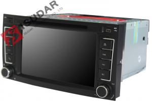China Front USB Output VW Transporter Dvd Player , Volkswagen Touch Screen Multimedia Player on sale