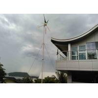 Horizontal Axis Home Windmill Generator 1KW 24V 48V Renewable Energy Wind Energy