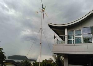China Horizontal Axis Home Windmill Generator 1KW 24V 48V Renewable Energy Wind Energy on sale