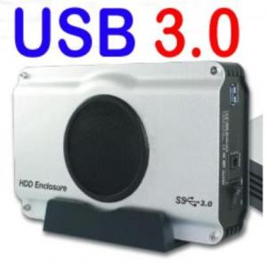 "Quality USB3.0 to 3.5""SATA, HDD Enclosure MH-HE-393U3 for sale"