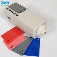 3nh Color Analyzer Hunter Lab Colorimeter High Accuracy Software NR60CP For Plastic