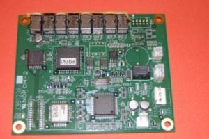 China J391238 / J391238-00 Noritsu minilab SWITCH CONTROL PCB on sale