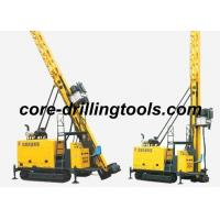 145 kW Power Core Drilling Rig / Hydraulic Core Drilling Machine 1900rpm