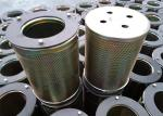 HVAC air Handling Filtration system Hepa Carbon Air Filter cylinder canister cartridge 145mm X 600mm