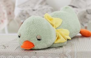 Quality Soft Classics Yellow Duck Platypus Plush Stuffed Animal Lying Down Toy amazing for sale