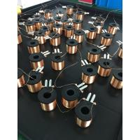 China custom solenoid vavle coil bobbin coil valves type solenoid coil DC12V 24V on sale