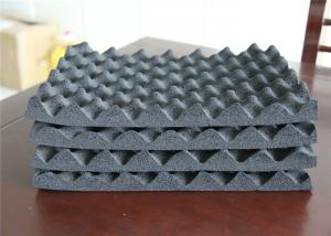 China egg crate acoustic foam sheets interior decorative wall covering panels on sale