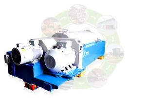 China High Performance Solid Liquid Separation Machine with SS304 And SS316 Materials on sale
