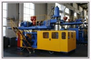 China blow molding machines supplier AMB100 on sale