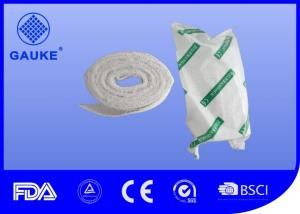 China Orthopaedic POP Cast Plaster Gauze Bandages , Quick Dry Plaster Cast Bandage on sale