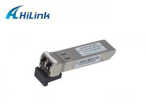 China SFP+ DWDM 10g Optical Transceiver 1558.98nm 80km C23 Optical Fiber Equipment on sale