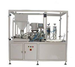 China Double Sealing Electric Beverage Packaging Machine 304 Stainless Steel Surface on sale