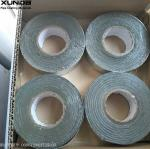 Gray / Black Butyl Sealing Tape , Aluminium Lamination Butyl Flashing Tape