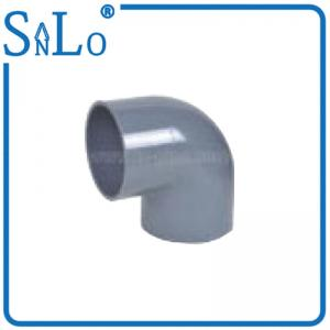 China Hose 180 Degree Plastic Pipe Elbow Joint For Directly Welded Flange Connection on sale