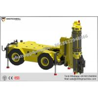 Underground Down Top Hammer Drilling Rigs For Mining With Hydraulic Rock Drill
