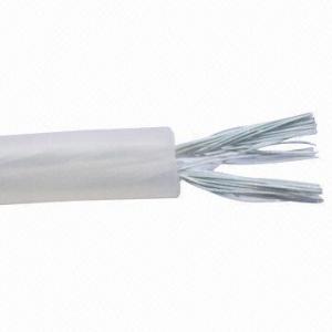 China Alambre aislado Teflon, hecho de UL 1332 FEP + FEP, disponible en los diversos colores, estándar de la UL 758 on sale