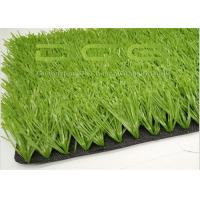 China Realistic Artificial Grass Football / Artificial Soccer Grass High Dtex 13000 on sale