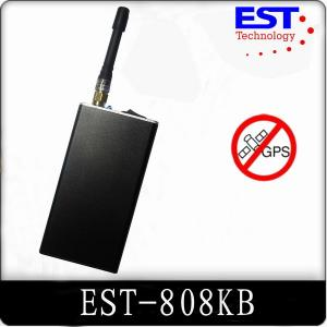 China 800mW 30dBm GPS Signal Jammer 1500MHZ Blocker , Gps Jammer wholesale