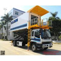 ISUZU Aircraft High Loader Catering Truck cell:8615271357675