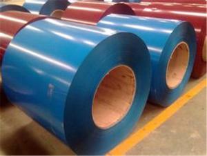 China La bobina de aluminio pintada cubierta color acanalado de las hojas de la techumbre 30 años de anti se descolora on sale