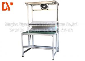 China Cold Welded Aluminium Profile Workstation , Aluminium Work Bench Anti - Rust on sale