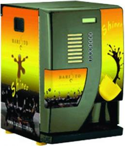 China 8-Selection Instant Coffee Vending Machine - Sprint 5S on sale