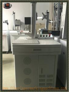 China Machine d'inscription de laser de fibre 50w Raycus pour des armes à feu gravant on sale