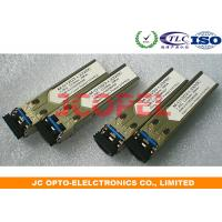 1.25 Gbe 1550nm SFP Module Optical Fiber Transceiver Media Converter 20KM LR Transceivers