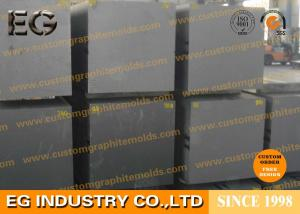 China Rods Carbon Graphite Block Custom Size For Diamond Tools Casting Industry on sale